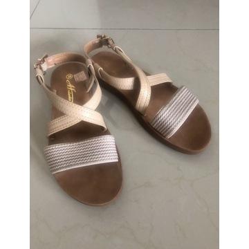 Sandałki damskie r.39