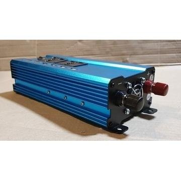 Przetwornica samochodowa 24V/220V 4000W