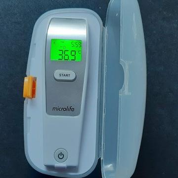Termometr bezdotykowy Microlife NC150