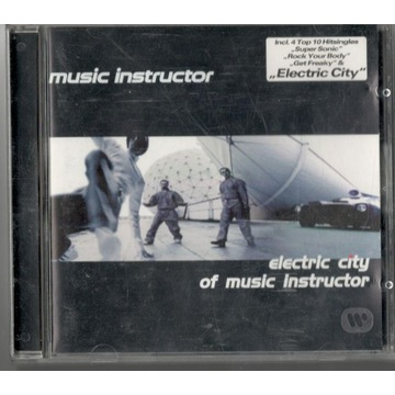 Music Instructor – Electro City (album)