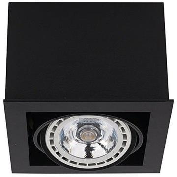 LAMPA SUFITOWA BOXBLACK ES111+ REFLEKTOR ES111 12W