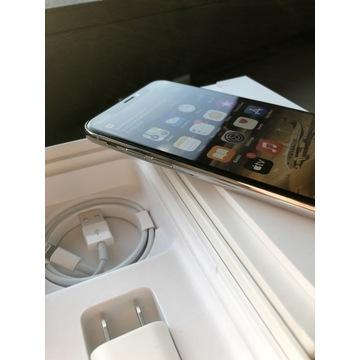 iPhone XS 256gb Silver srebrny Zadbany