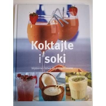 "Książka ""Koktajle i soki"""