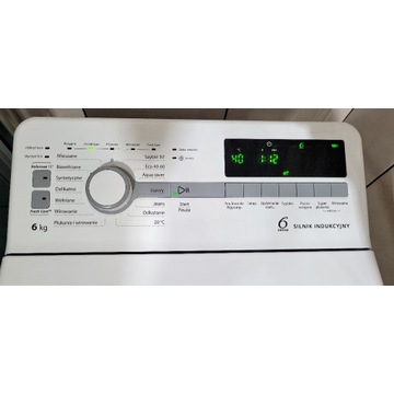 Pralka Whirlpool TDLR 6241BS