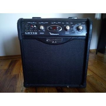 Wzmacniacz gitarowy Behringer LX110 v-amp 45W
