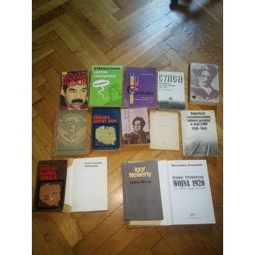 Zestaw książek Unikat, Antyk, historia licytacja