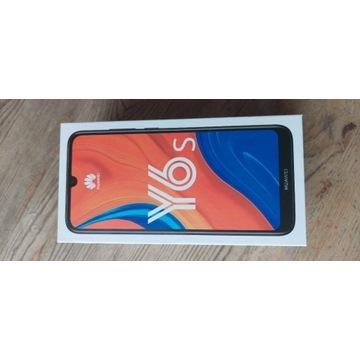 Huawei Y6s - NOWY ZAFOLIOWANY, nigdy nie otwierany
