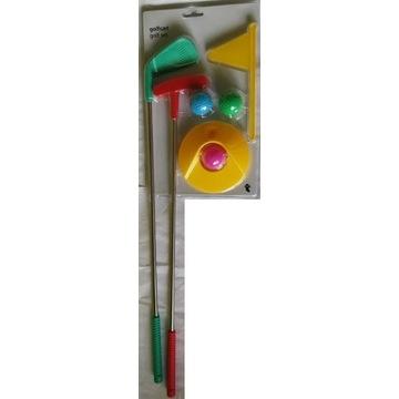 Tiger golf toaletowy zestaw do gry w golfa wc gra