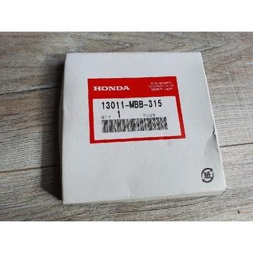 Honda XL1000 VTR1000 pierścienie tłokowe nowe ori