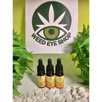 WeedEyeShop Platinium olejek konopny 30%  3000mg 1