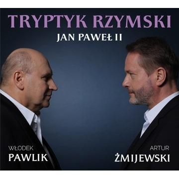 Płyta CD -JP II Tryptyk Rzymski-Żmijewski/Pawlik