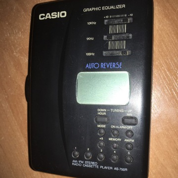 Casio As-750r