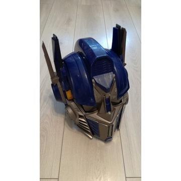 Hełm maska Transformers Hasbro dźwięki