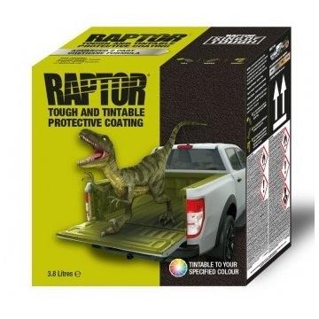 U-POL Raptor 3,8L kpl