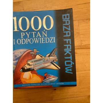 Baza faktów - 1000 pytań i odpowiedzi