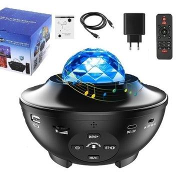 Smart Projektor Gwiazd Alexa Tuya Smart Life WiFi