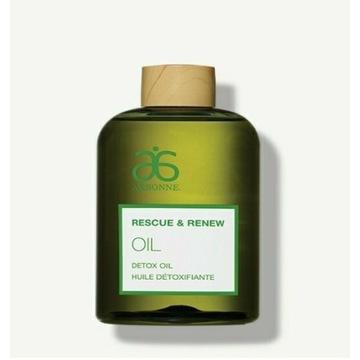 Arbonne R&R Oczyszczający olejek do ciała