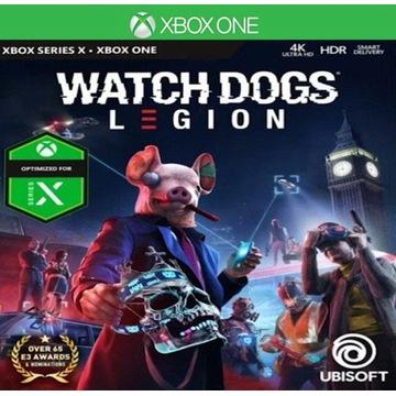 Watch Dogs: Legion PL XBOX ONE ZABEZPIECZONE
