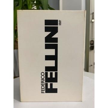 Federico Fellini Box 11x DVD PL