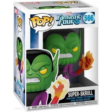 Funko Pop Super-Skrull F4