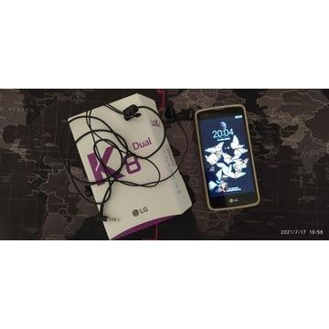 LG K8 Dual LG-K350nds (NFC)