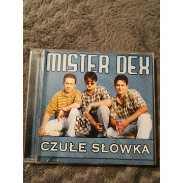 Mister dex Czułe słówka cd