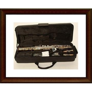 Saksofon sopranowy WESTERWALD kolor złoty M516