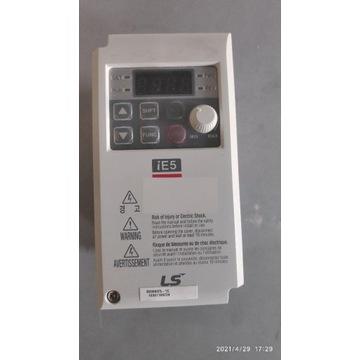 Falownik LS SV004iE5 1kW zasilanie 1-fazowe
