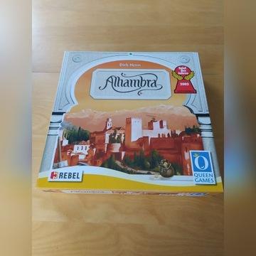 Alhambra gra planszowa HIT Spiel des Jahres