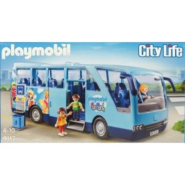 Playmobil City 9117 Autobus szkolny