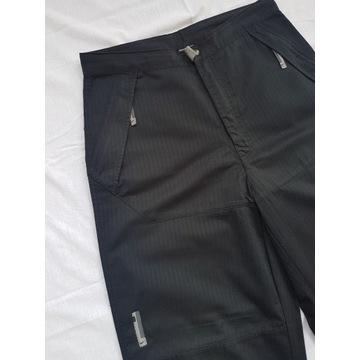 Spodnie Nike - Szerokie nogawki