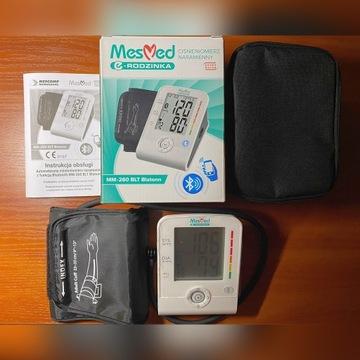 Ciśnieniomierz MESMED Blatonn MM-260 BLT Bluetooth
