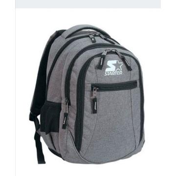 Plecak STARTER Szary