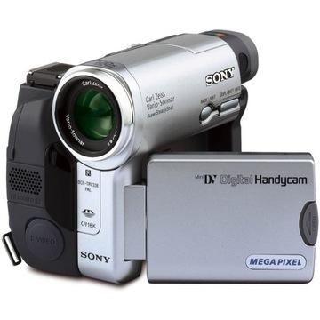 kamera sony minidv dcr-trv33e konwerter av/dv