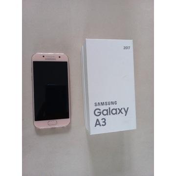 Samsung Galaxy A3 2017 - stan idealny, sprawny 100