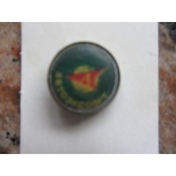 Odznaka, znaczek, przypinka AVTOEXPORT