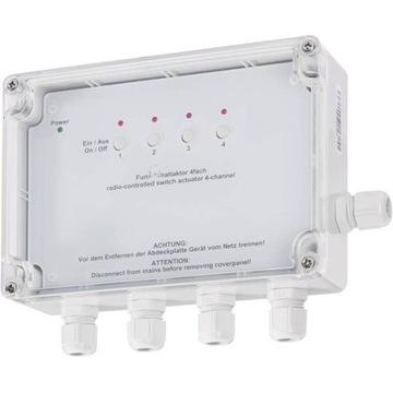 Przekaźnik/ściemniacz natynkowy - HomeMatic HM-LC-