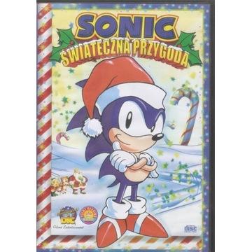SONIC Świąteczna Przygoda - bajka VCD