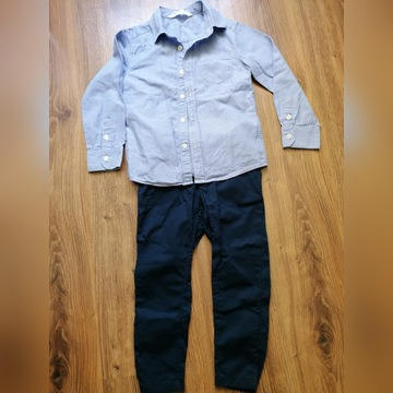 Spodnie chłopięce H&M +GRATIS