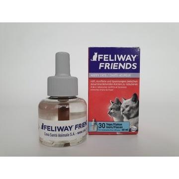 Feliway Friends Feromony dla kota 48ml + GRATISY