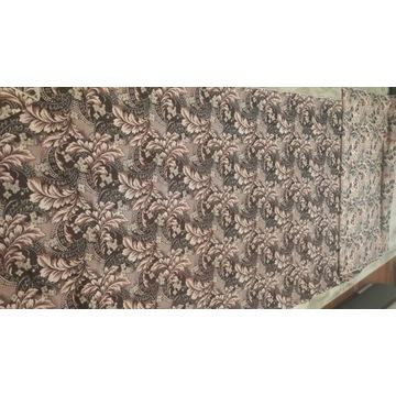Tkanina obiciowa/zasłonowa dwustronna żakard 5,5 m