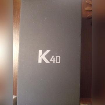 Smartfon LG K40