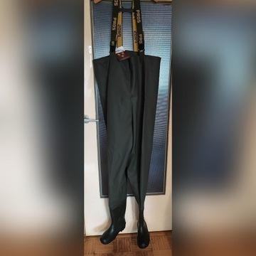 Spodniobuty wędkarskie PROS
