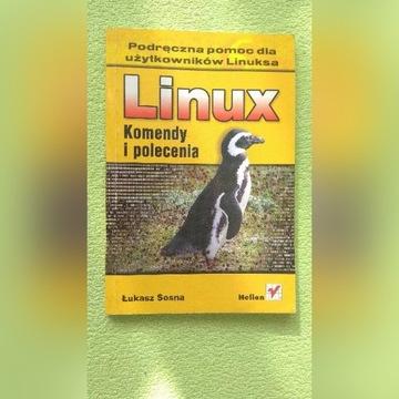 Książka: Linux. Komendy i polecenia