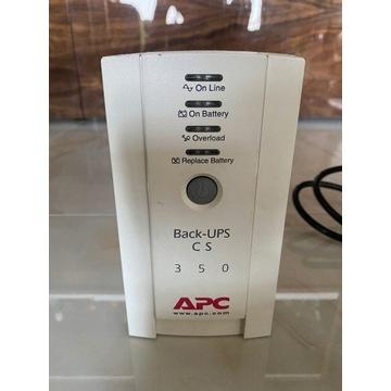 zasilacz awaryjny UPS APC CS 350 350VA 210W