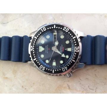 Zegarek Citizen Promaster NY0040 Marine/Niebieski