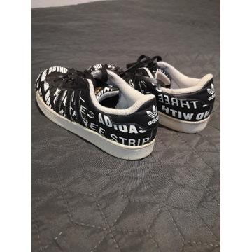 Buty dziewczęce adidas roz 32 Super Star