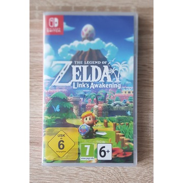 LEGEND OF ZELDA LINK'S AWAKENING NOWA W FOLII 2xA