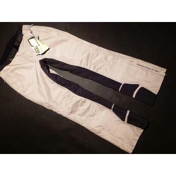 WILD ROSES Spodnie narciarskie rozm. 42 / XL