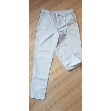 Orsay Spodnie Chinosy - pudrowy niebieski - R.34